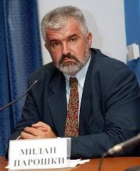 Милан Парошки подржао Милана Стаматовића за председника Србије
