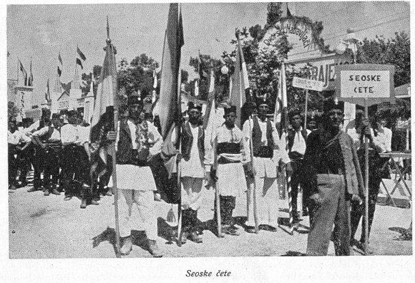Саша Недељковић: Видовдански слет Соколства на Јадрану у Сплиту 1931.