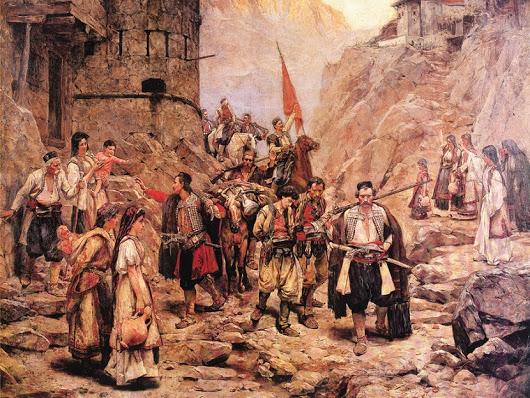 Саша Кнежевић: Традиција свештеног војевања у Црној Гори