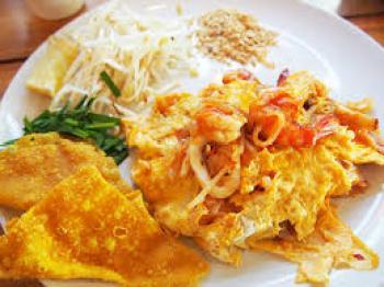 タイ旅行食事
