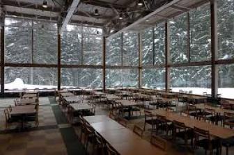森のレストラン ニニヌプリ星野リゾートトマム