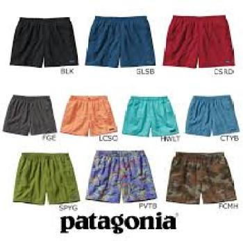 PATAGONIA(パタゴニア): M's Baggies Shorts - 5 in.