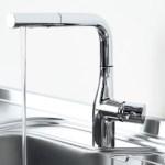 スタイリッシュ水栓(浄水器兼用タイプ)