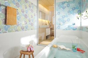 ノーリツ「ユパティオ」で浴室リフォーム