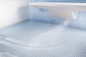 ワイパー床洗浄