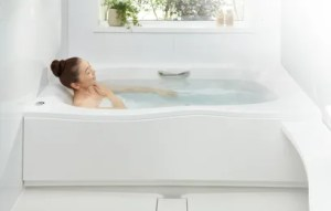 アライズの浴槽