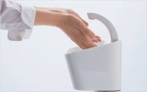 手洗いが楽なボウル