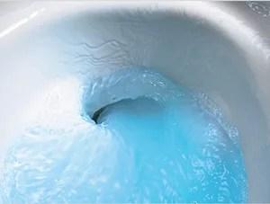 3Dツイスター水流での洗浄
