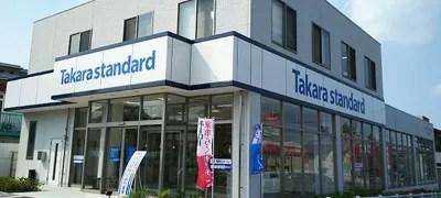 タカラスタンダード松戸ショールーム