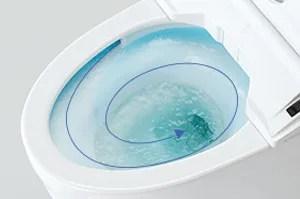 「トルネード洗浄」