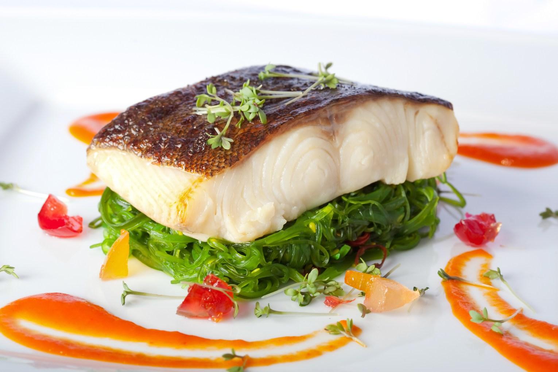 Josué Vergara | Diätetischer Chefkoch | Fischgerichte