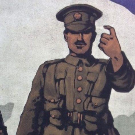 Soldat der videresender til østerbrobyvandring.dk