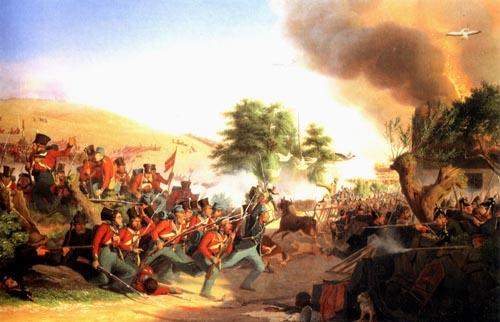 Slaget ved Dybbøl 5. juni 1848