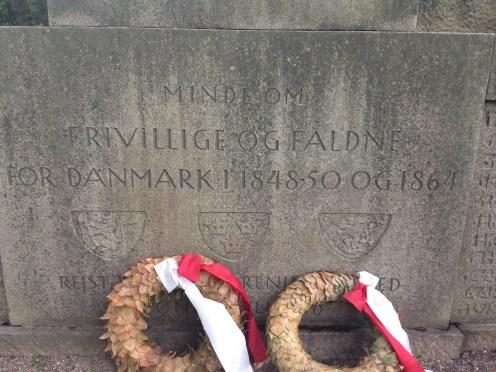 1864 på Østerbro søndag d. 25. oktober