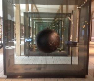 Granat fra Rosenvænget på Tøjhusmuseet