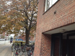 Kanonkugle i Randersgade 8