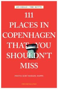 Den engelske version af 111 steder du skal se i København
