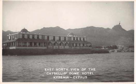 Dome Otel Eski Fotoğrafı