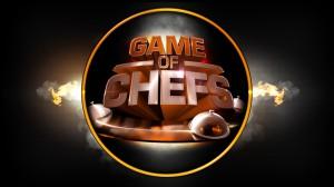 Logo + BG Game of Chefs