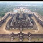ANGKOR WAT DRONE FOOTAGEアンコールワット空撮【カンボジア】【ドローン】【空撮】【Vlog】【4K】