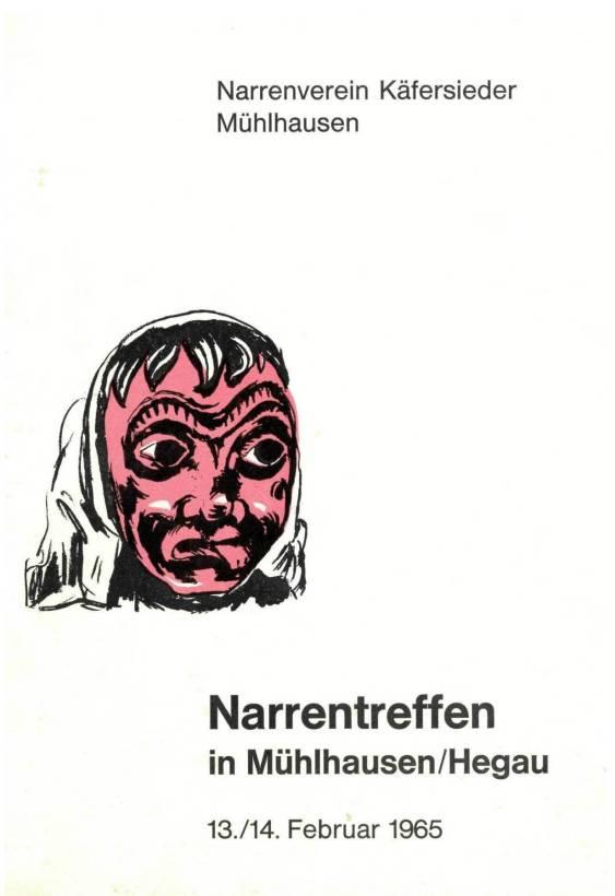 Narrentage 1965 1