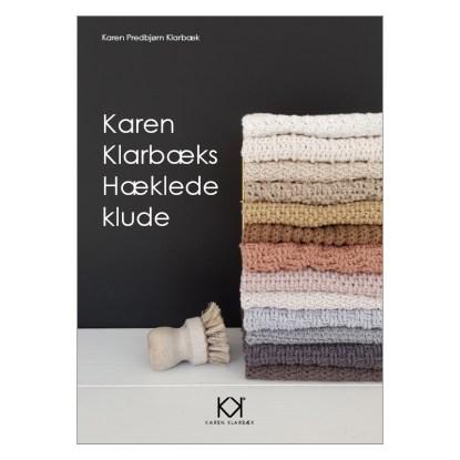 Opskrift bog økologisk garn Karen Klarbæk Hæklede Klude