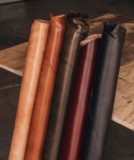 Kraftsmen Leather - Hides