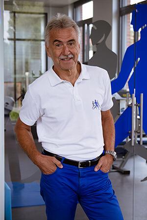 Dr. Bernd Gimbel - Gründer KörperManagement, Sportwissenschaftler, Gesundheitsberater, Betriebliches Gesundheitsmanagement, Betriebliche Gesundheitsförderung