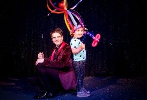 Zauberkünstler Ben Jayman
