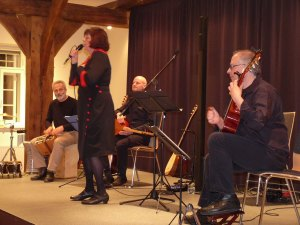 Bild vom ZIMT-Konzert