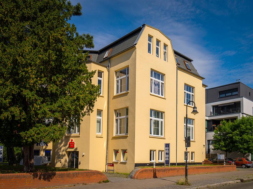 Gerhart-Hauptmann-Strasse Rostock K&K Objektservice und Gebäudemanagement