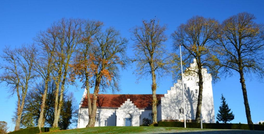 Kværndrup Kirke forsidefoto beskåret