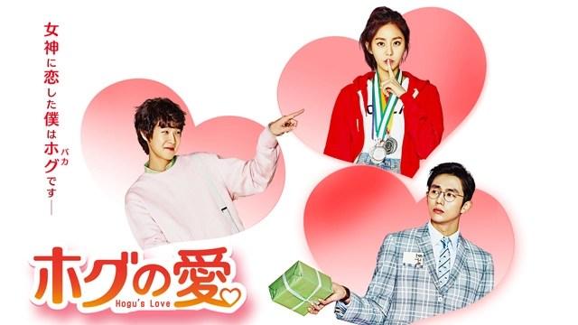 韓国ドラマ-ホグの愛