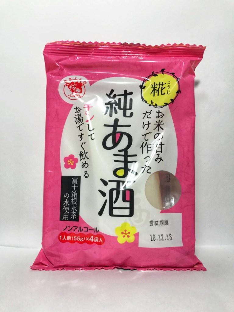 伊豆フェルメンテの濃縮タイプの米麹甘酒『純あま酒』