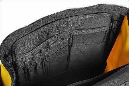 ザノースフェイス BCヒューズボックス NM81630 リュック リュックサック ザック ナップサック デイパック バックパック ブラック K 外観 画像 写真 インナーポケット 部分 着脱 取り外し 可能 表面 裏面 収納 小物入れ アイテム 色々 様々