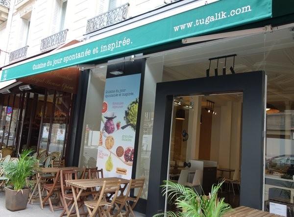 tugalik restaurante vegetariano paris