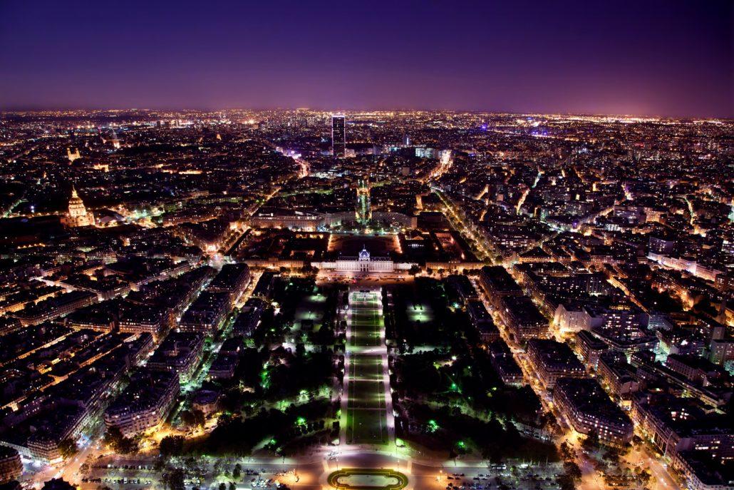 viajar en paris francia