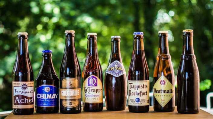 cervezas al norte de Francia belgas