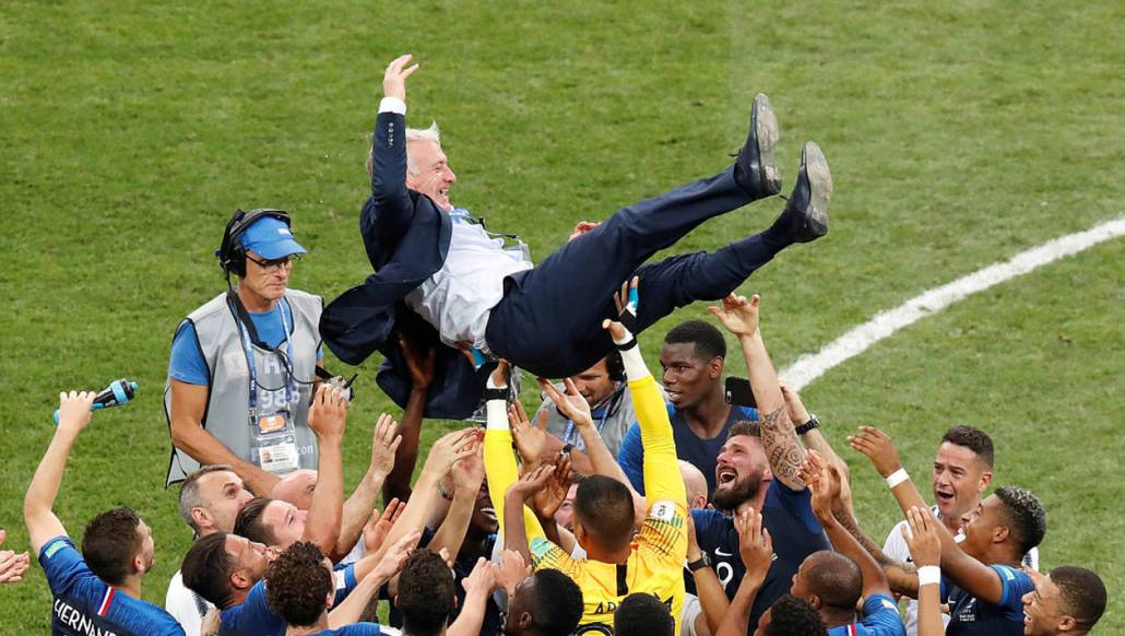 Francia campeona del mundo