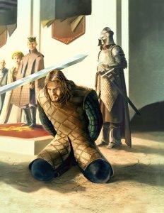 Ejecución de Ned Stark
