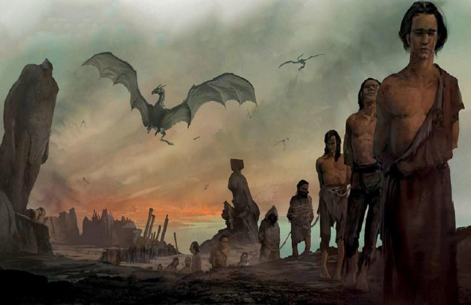 Esclavos de Antiguo Ghis