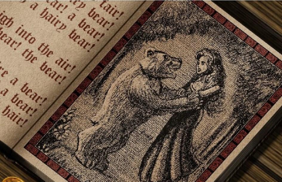 El oso y la doncella