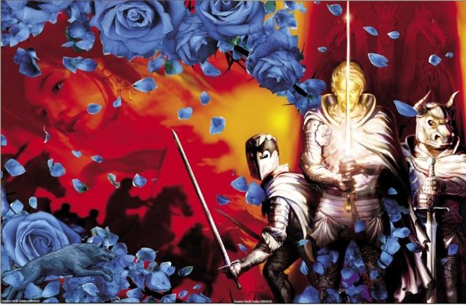 La Guardia Real, Lyanna Stark y flores invernales azules en la torre de la alegría