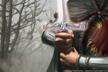 Espada del Amanecer, Casa Dayne