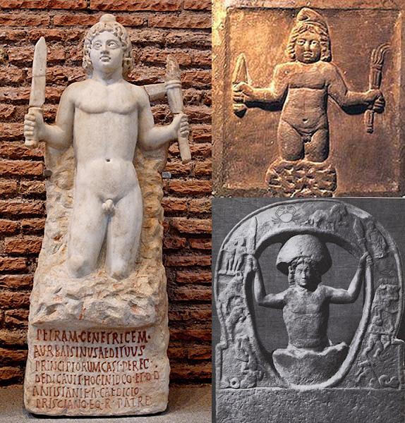 Mitra es una inspiración en la leyenda de Azor Ahai y Dueña de Luz