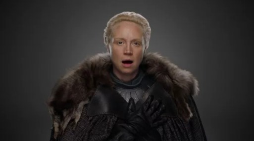 Brienne de Tarth vestuario