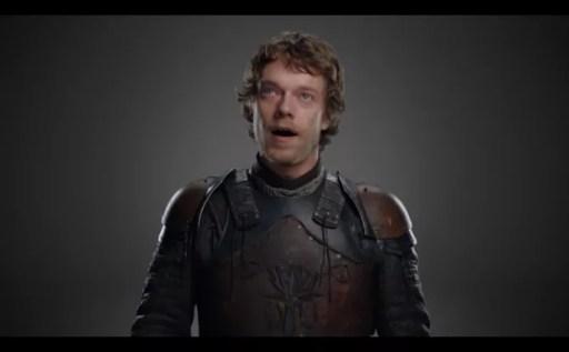Theon Greyjoy vestuario
