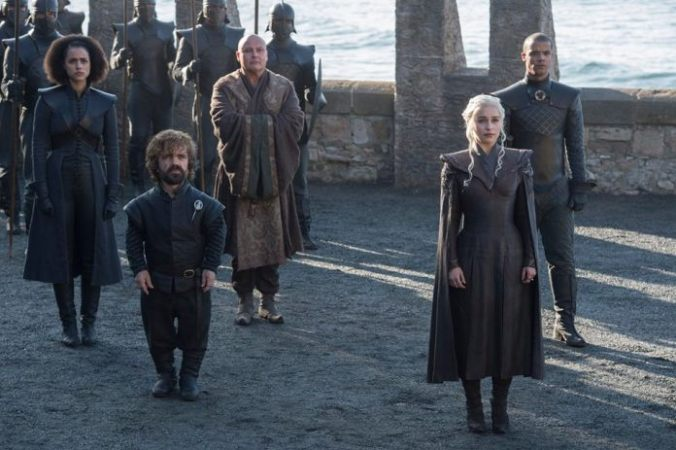 Daenerys, Tyrion, Missandei, Gusano Gris, nuevas imágenes