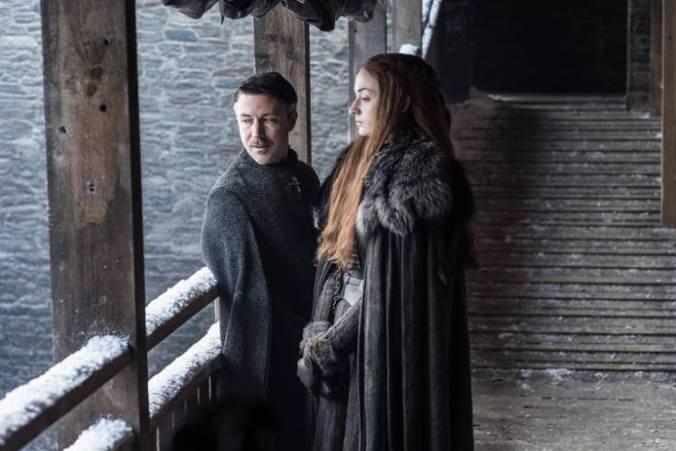 Meñique, Sansa, nuevas imágenes