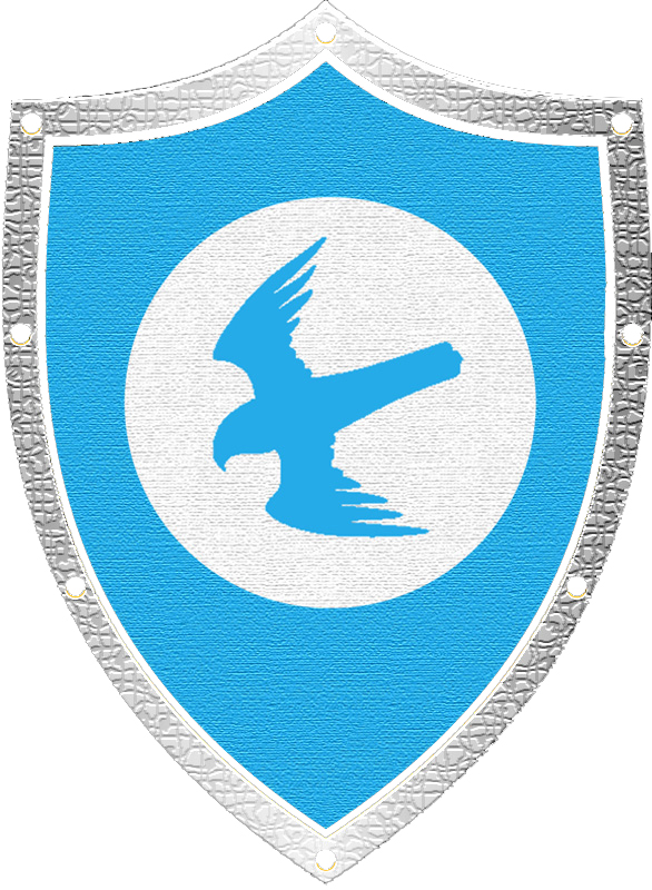 Blasón de la Casa Arryn
